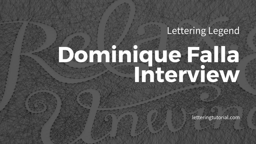 Dominique Falla Interview