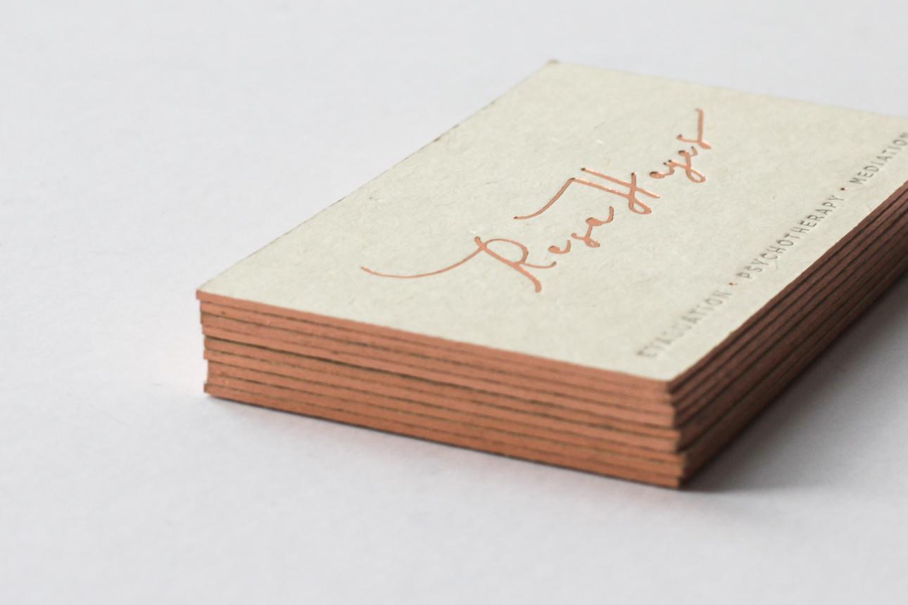 Belinda Love Lee Skillshare Letterpress - Lettering Tutorial