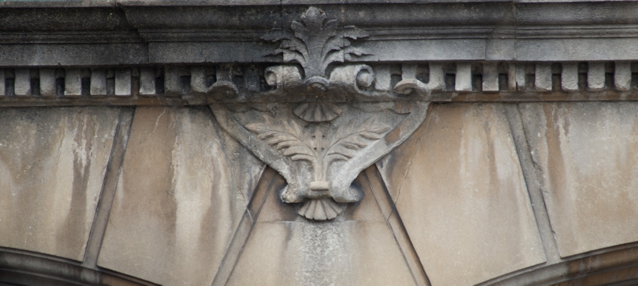 Ornate Decorative Stonework Lettering Reference - Lettering Tutorial