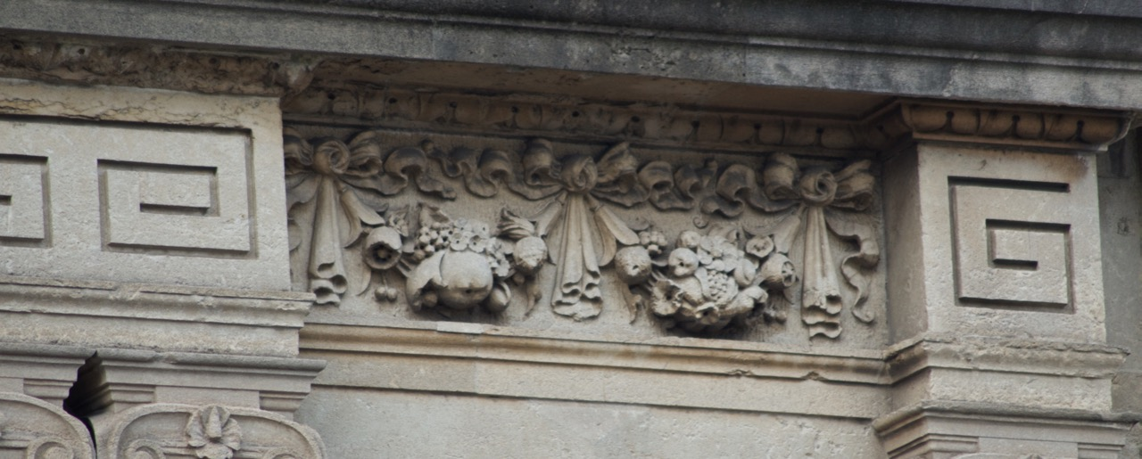 Ornate Decorative Stonework Lettering Reference 3 - Lettering Tutorial