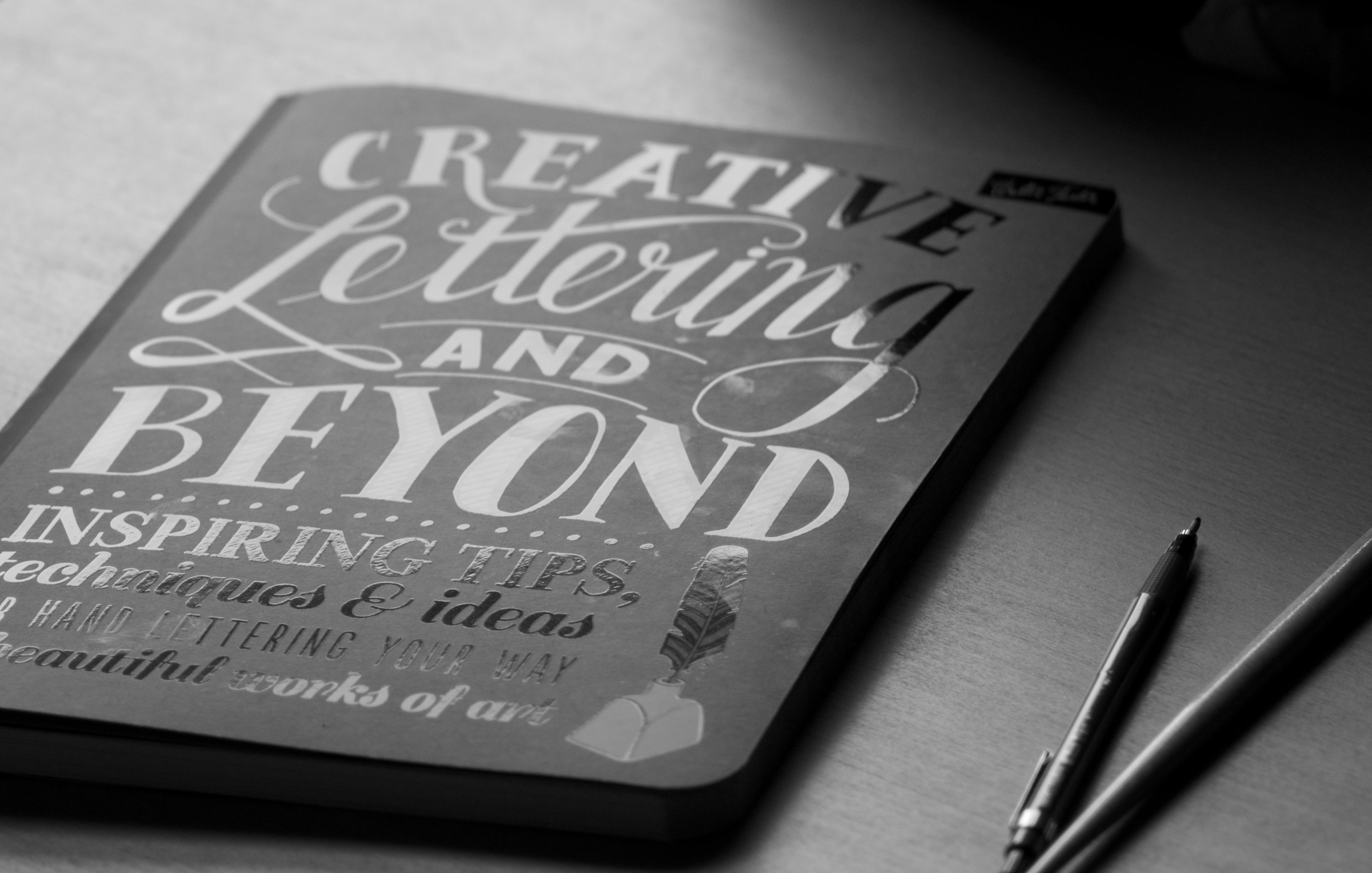 Creative Lettering And Beyond - Lettering Tutorial