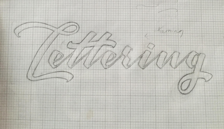 Lettering Tutorial Logo L Refinement