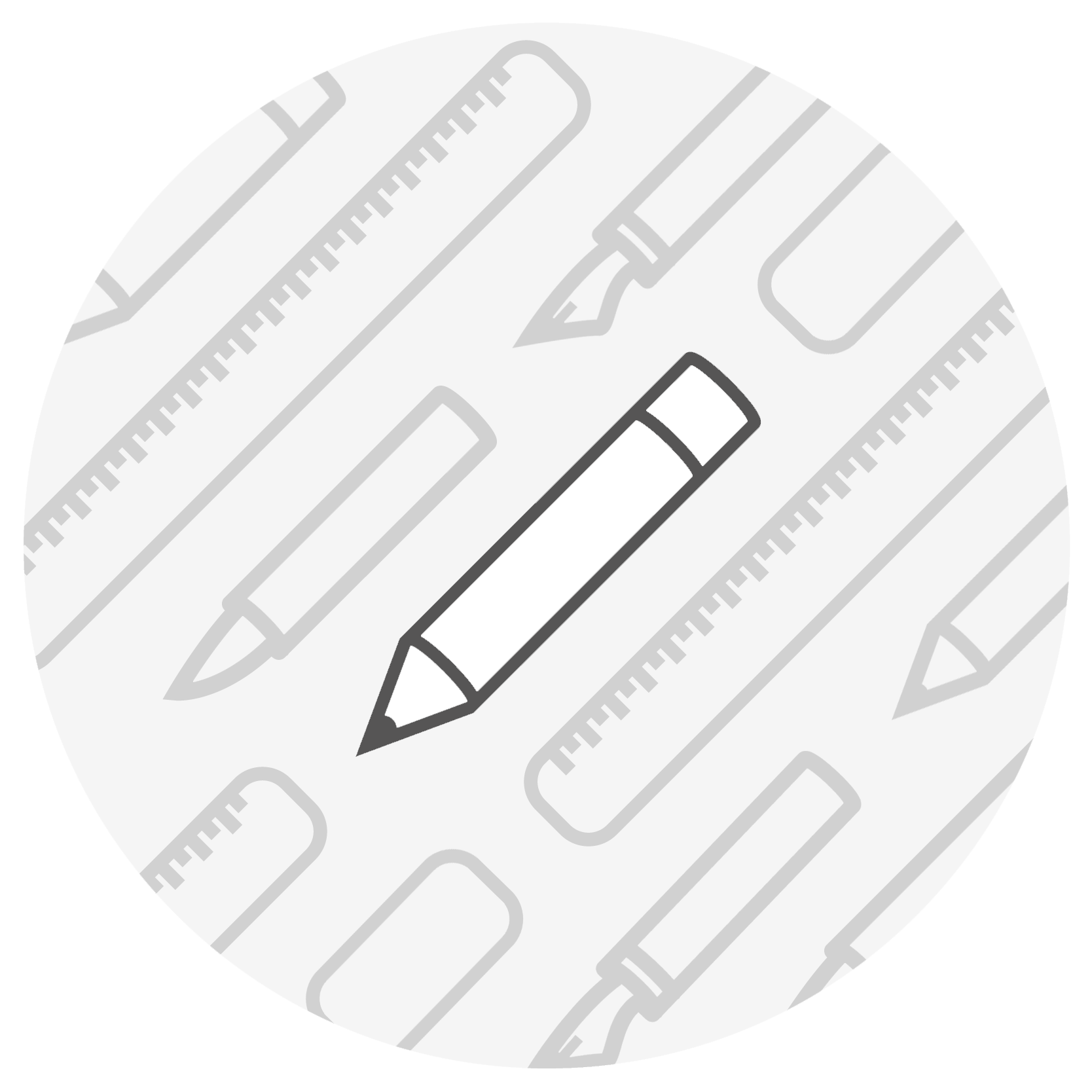 Pencil Logo Icon