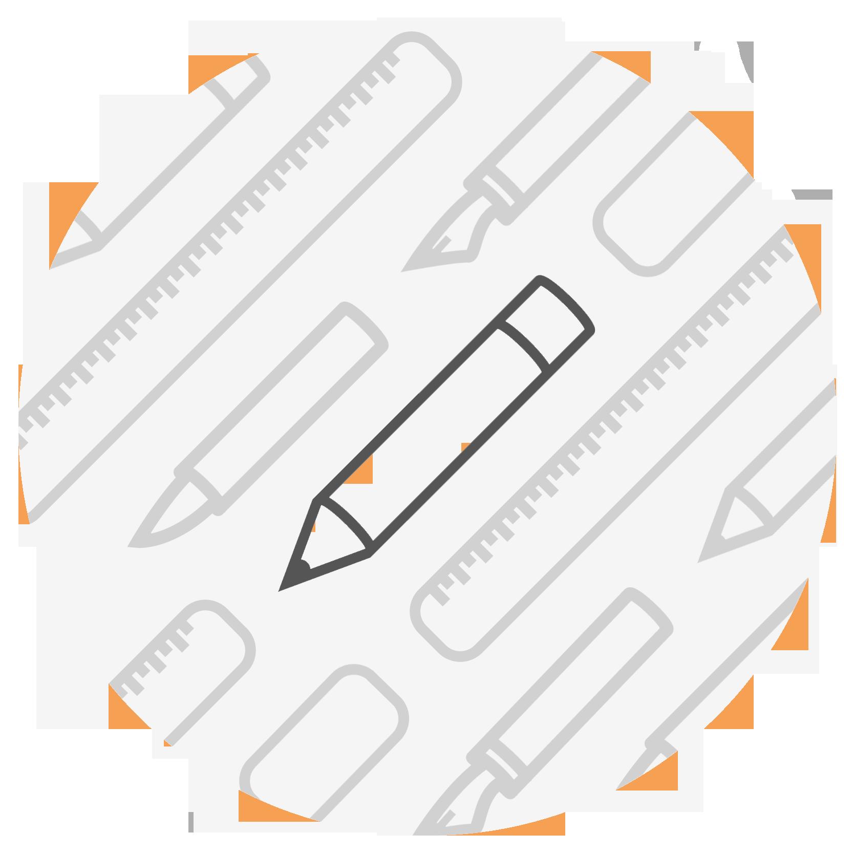 Pencil Logo Icon
