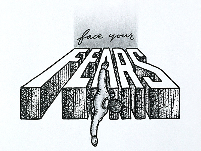Fears Scotty Russell - Lettering Tutorial