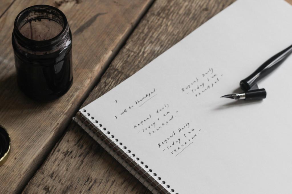 Belinda Love Lee Quote Practice - Lettering Tutorial