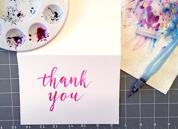 Teela Cunningham Skillshare - Lettering Tutorial