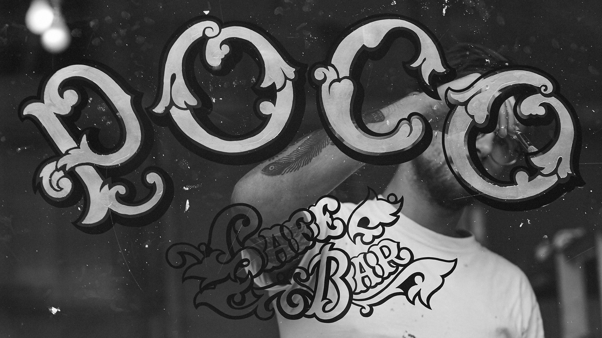 Ged Palmer - Lettering Tutorial
