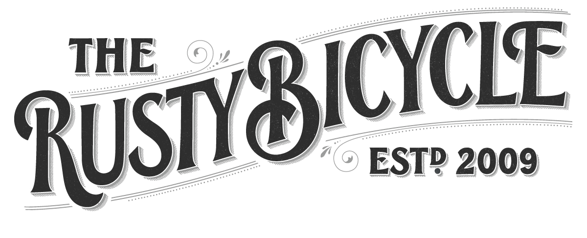 The-Rusty-Bicycle Ged Palmer - Lettering Tutorial