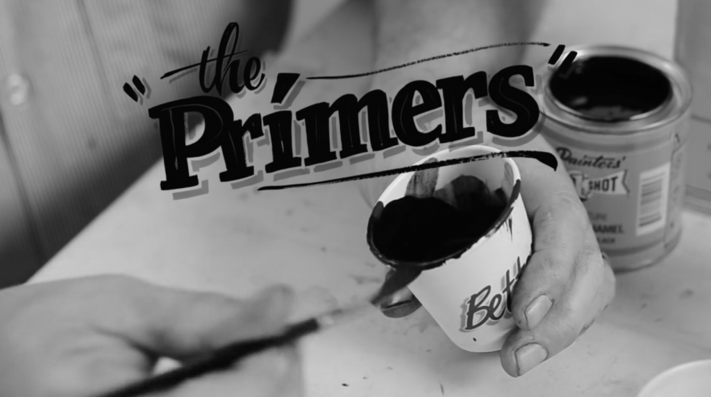 The Primers Sign Painting Tutorial Series