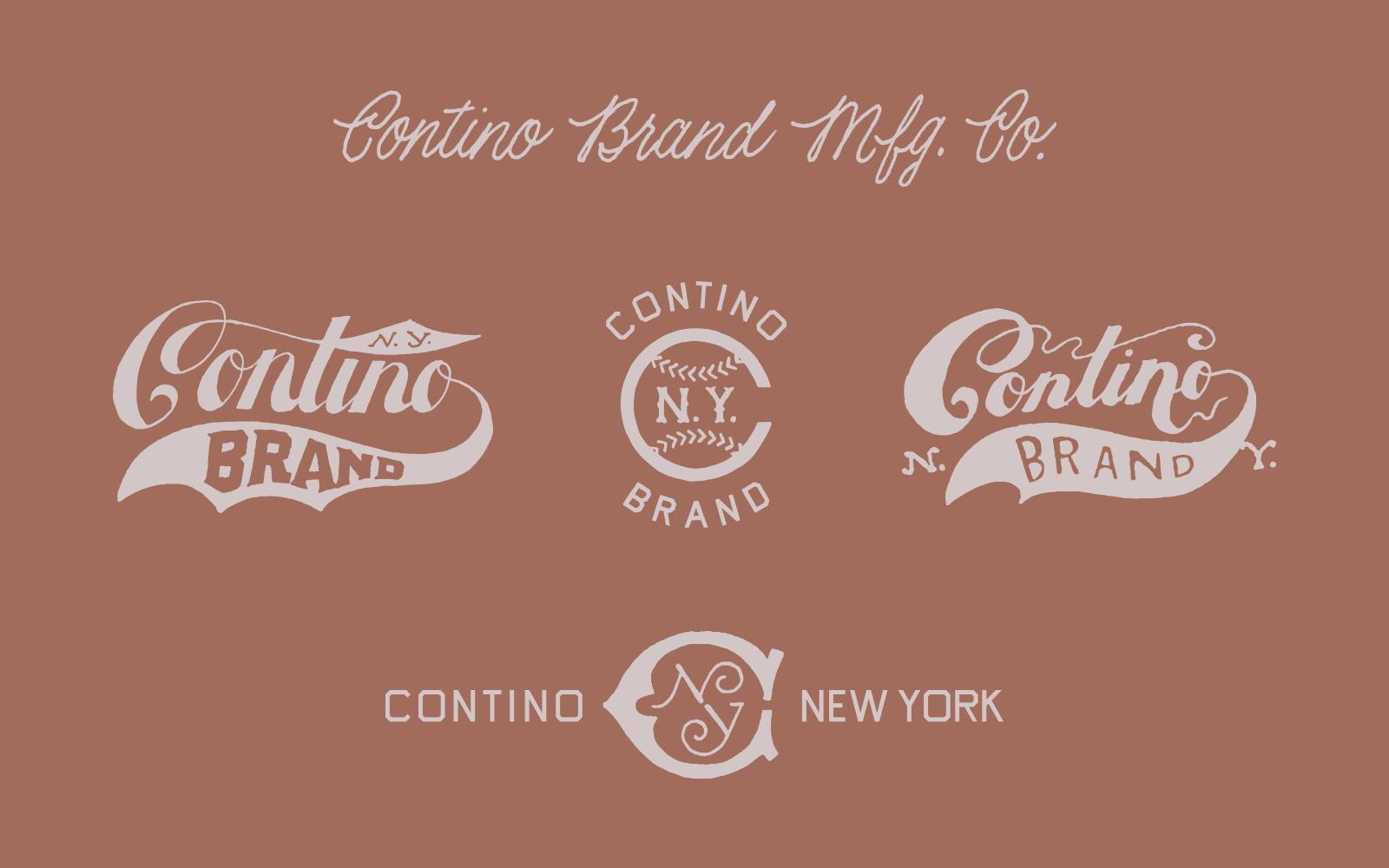 Jon Contino Contino Brand - Lettering Tutorial