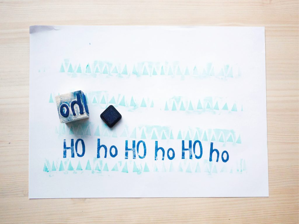Tutorial Christmas Paper 8