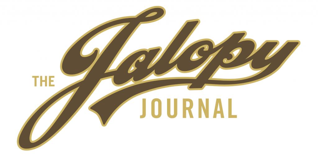 The Jalopy Journal Mark Simonson - Lettering Tutorial