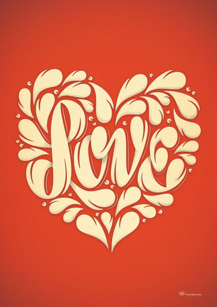 Adobe Love Martina Flor - Lettering Tutorial