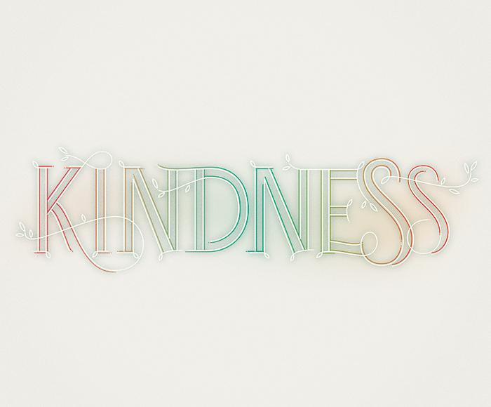 Kindness Martina Flor - Lettering Tutorial